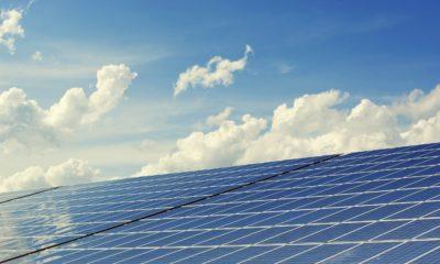 mesure du rendement des panneaux solaires via capteur de courant
