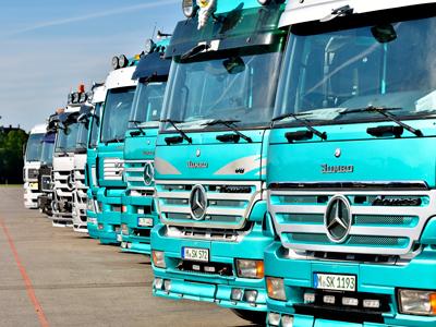 solution IoT pour le transport et la logistique